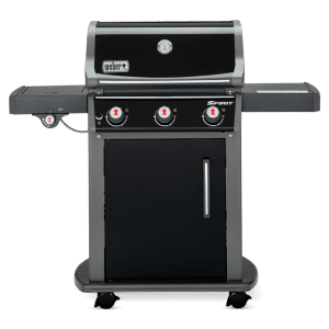 barbacoa de gas weber spirit original e-320 gbs black