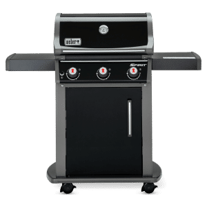barbacoa de gas weber spirit original e-310 black