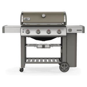 Barbacoa GEnesis II E-410 Smoke Grey