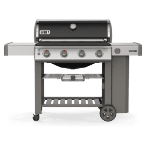 Barbacoa de gas genesis II E-410 Black