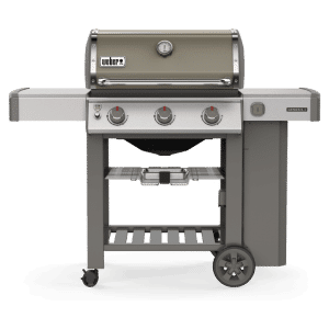 Barbacoa Weber de gas Genesis II E-310 Smoke Grey