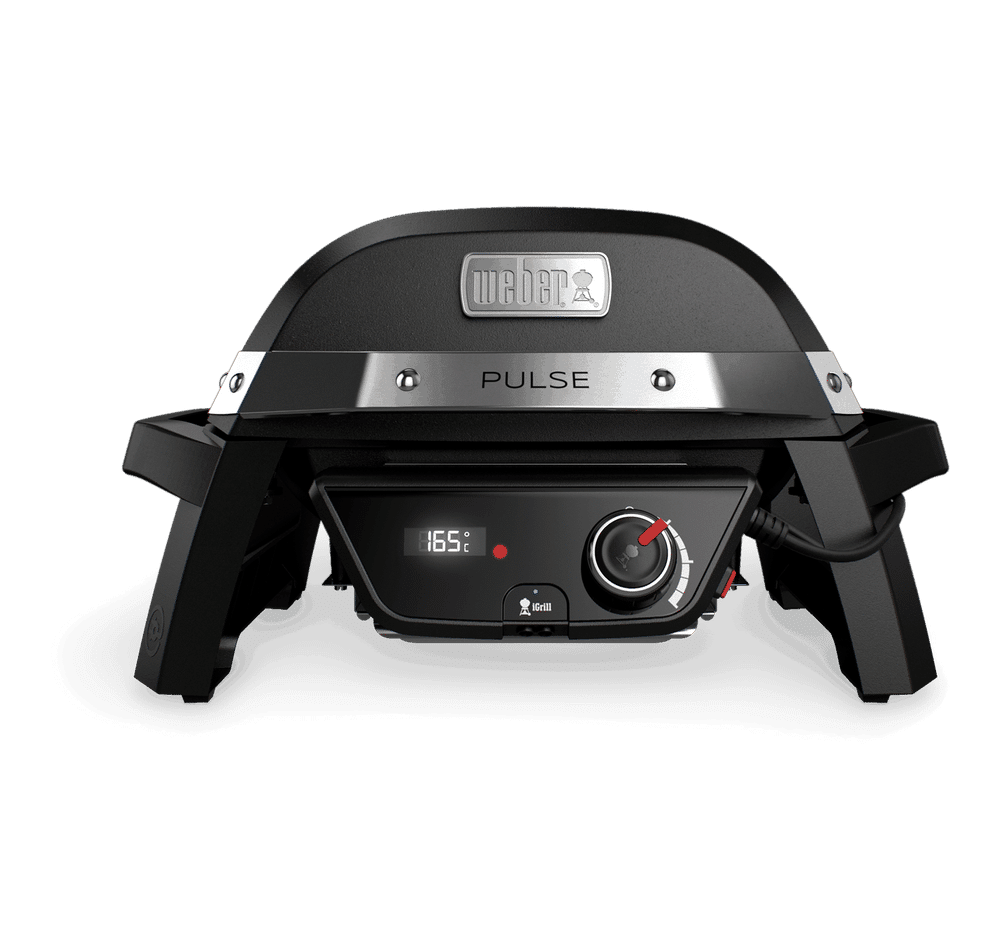 Barbacoa electrica pulse 1000 de weber