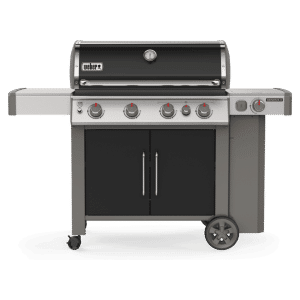 Barbacoa de gas Genesis II EP-435 black