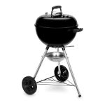 BARBACOA DE CARBON ORIGINAL KETTLE E-4710