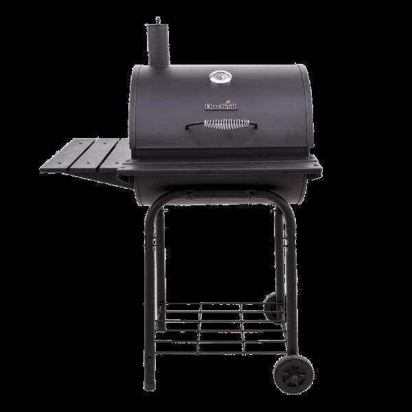 Barbacoa de carbón y leña chair-broil barrel medium