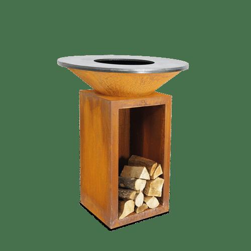 Barbacoa Ofyr Classic Storage Corten