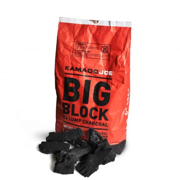 Carbon Kamado Joe Big Block 9kg