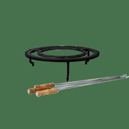 Set brazilian grill ofyr 100