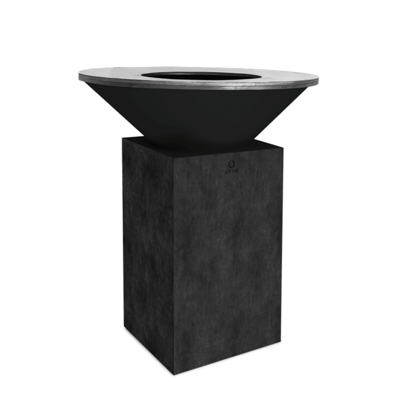 barbacoa ofyr classic concrete 100