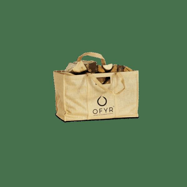 Bolsa para leña Ofyr