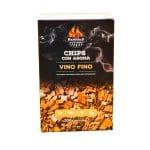 Saco de virutas para ahumar de vino fino