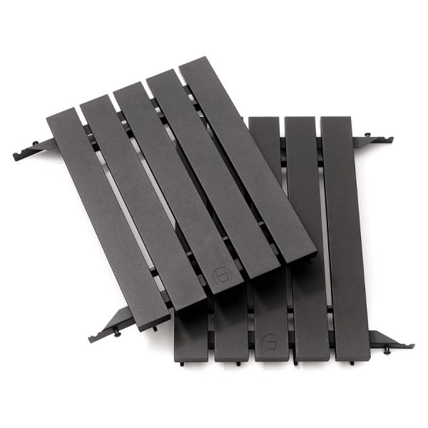 Estantes Laterales de Aluminio para Kamado Classic Joe