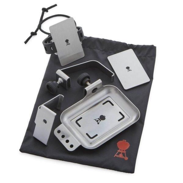 Kit de soporte 6 piezas para Weber connect