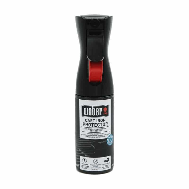 Protector de hierro fundido Weber 200 ml